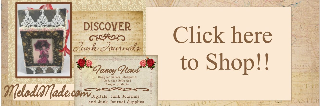 Fancy Flows, Junk Journal Kits and so much more!!
